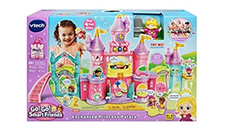VTech Go! Go! Smart Friends Enchanted Princess - Enchanted Princess Disney Castle