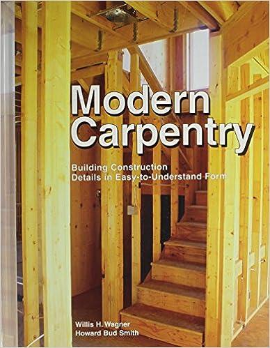 Modern Carpentry: Willis H. Wagner, Howard Bud Smith ...