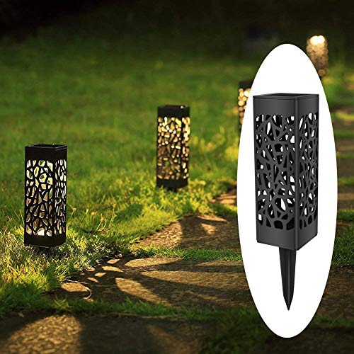 Best Solar Powered Lawn Lights in US - 4