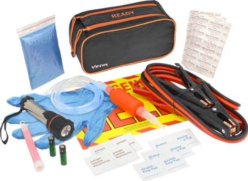 Victor (22 5 65101 8) 36 Piece Ready Emergency Road Kit