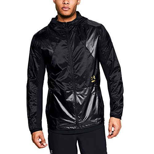 Under Armour UA Perpetual Full Zip SM Black by Under Armour (Image #5)