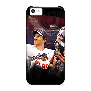 Premium New York Giants Heavy-duty Protection Case For Iphone 5c
