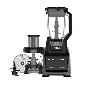 Ninja Intelli-Sense Touchscreen Blend &Prep System (Renewed)