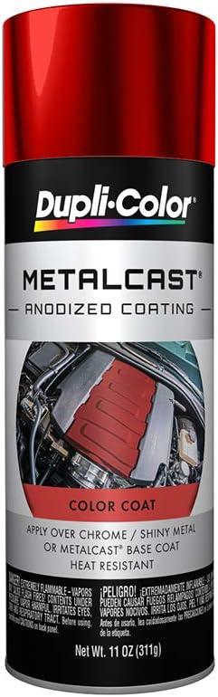 Dupli Metal Cast Anodized Color