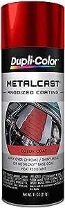 Dupli-Color MC200 Red Metal Cast Anodized Color - 11 oz.