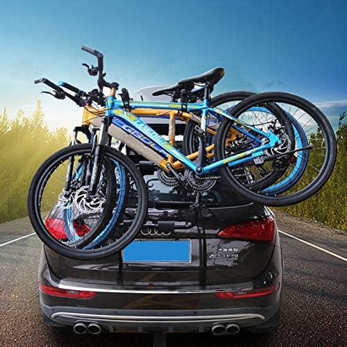 LJ-BICYCLE RACK Portabicicletas de Coche Cuadro de Bicicleta de ...