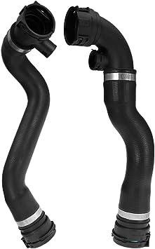 A-Premium Upper Engine Radiator Coolant Hose for BMW E46 323i 325Ci 325i 325xi 328i 330Ci 330i 330xi