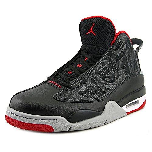 07a04f742fa ... Nike Mens Air Jordan Dub Zero Basketball Shoes BlackGym RedWolf Grey  311046-013 Size 11.5 Air Jordan 11 Retro Low IE ...