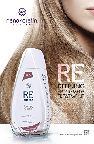 Price comparison product image Nanokeratin System RE-ENHANCE Refining Shampoo for sensitised / chemically-treated hair, 10 fl oz