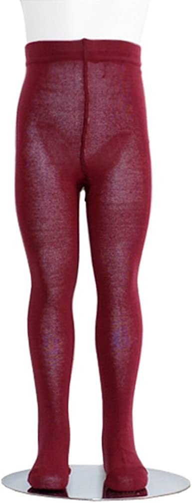Red Piccolo Lightweight Baby Toddler Little Girls Tights 0M-16