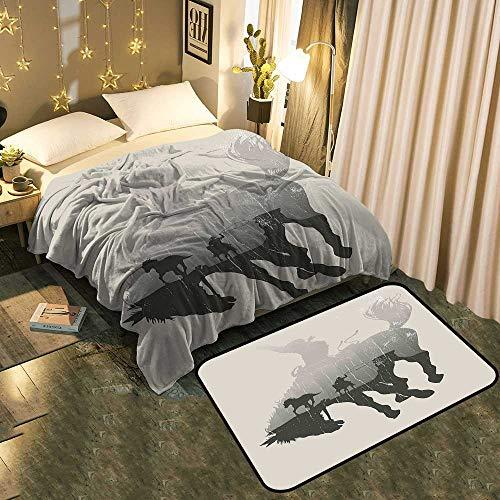 Cowboy Sleep Mat - 3