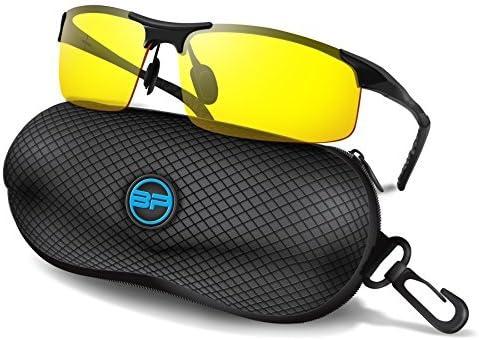 Amazon.com: Blupond Gafas de sol deportivas para hombre y ...