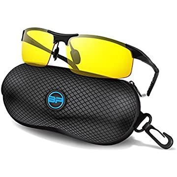 reliable BLUPOND Sports Sunglasses for Men/Women - Anti Fog Polarized Shooting Safety Glasses for Ultimate Eye Protection