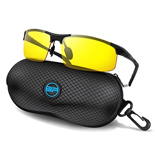BLUPOND Sports Sunglasses for Men/Women - Anti Fog Polarized Shooting Safety Glasses for Ultimate Eye Protection -
