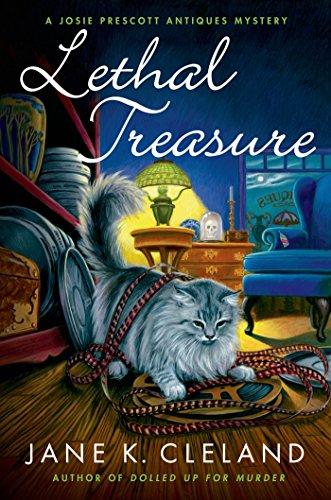 Lethal Treasure: A Josie Prescott Antiques Mystery (Josie Prescott Antiques Mysteries Book 8)