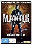 M.A.N.T.I.S. (Complete Series) - 4-DVD Set ( MANTIS ) (Steelbook Edition) [ NON-USA FORMAT, PAL, Reg.4 Import - Australia ]