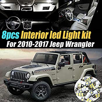 Amazon Com Precisionled Jeep Wrangler Accessories Jk Led
