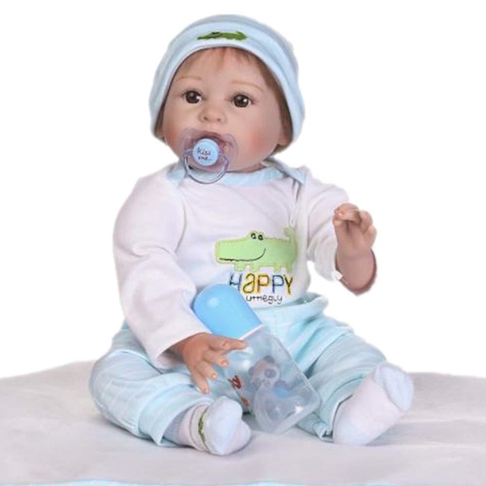 Amazon.es: NPKDOLL Renacer Muñecos bebé Vinilo de Silicona Suave ...