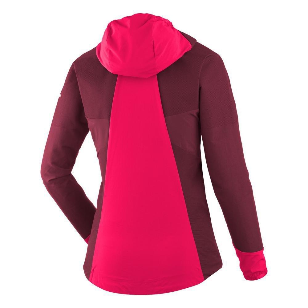 Womens Salewa AGNER Engineered Womens Durastretch Jacket Softshelljacken AGNER ENGINEERED DST W JKT