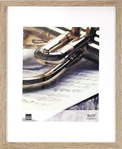 Kiera Grace Linear Picture Frame 11 By 14 Quot Matted For 8