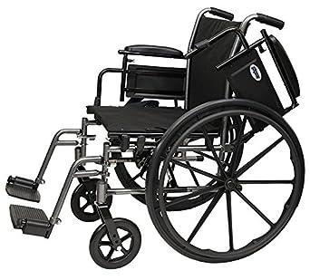 Amazon.com: ProBasics ligero silla de ruedas – Ancho del ...