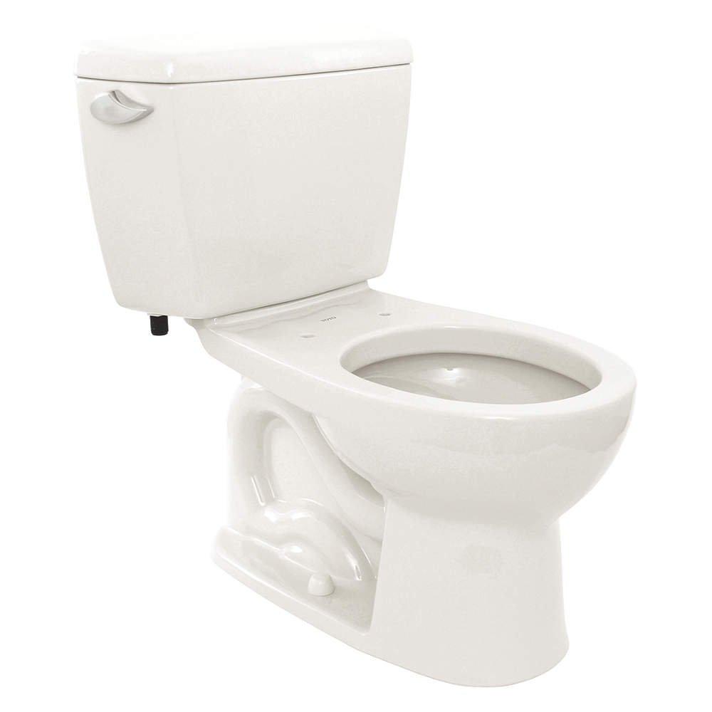Drake Round Toilet 2 Piece - Plumbing Equipment - Amazon.com