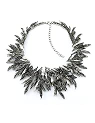 BeOL new design fashion brand metal Chokers Necklaces luxury Vintage collar statement necklace woman Fashion jewelry