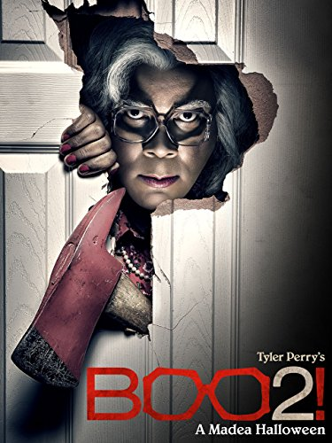 Fun Family Halloween Movies (Tyler Perry's Boo! 2 A Madea)