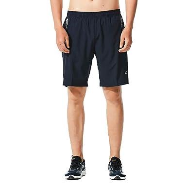 Mitlfuny Hombre Bañadores de Natación Verano Corriendo Surf Playa Trajes de Baño Moda Suelto Pantalones Cortos Hombres Bolsillo con Cremallera ...