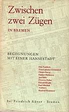Zwischen zwei Zuegen in Bremen by Manfred…