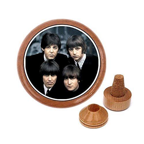 The Beatles gift present Bottle Stopper and Cork Holder
