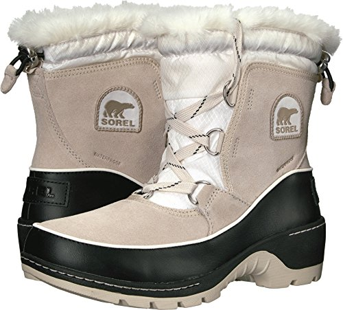 Sorel Women's Tivoli III Booties (9 B(M) US, Fawn/Sea Salt) by SOREL
