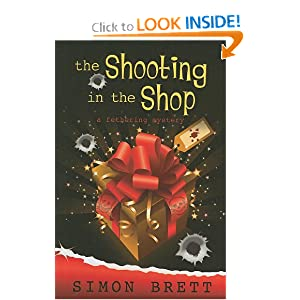 The Shooting in the Shop (Five Star Mystery Series) Simon Brett