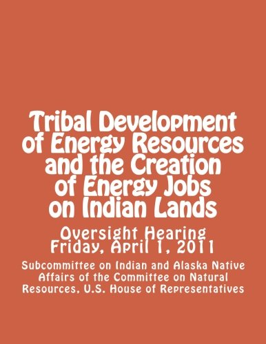 Committee On Natural Resources Subcommittee On Energy And Mineral Resources