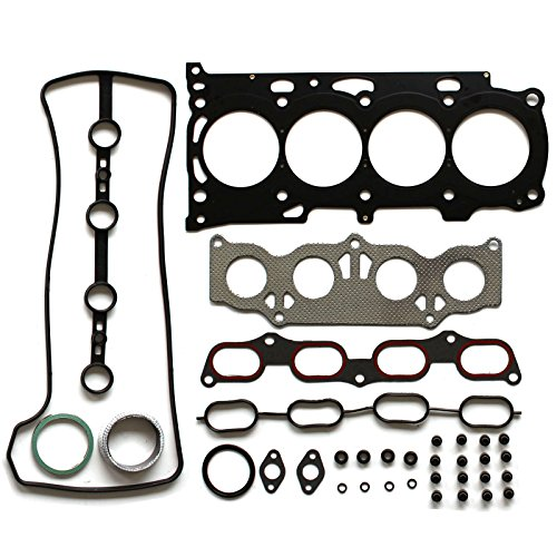 - ECCPP Replacement for Cylinder Head Gasket Set for Toyota Camry Lexus HS250H 2.4L 16v DOHC 2AZFE