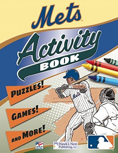 Read Online By Peg Connery-Boyd - Mets Activity Book (2013-04-30) [Paperback] pdf