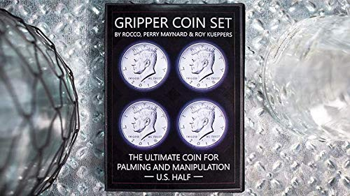 MJM Gripper Coin (Set/U.S. 50) by Rocco Silano - Trick