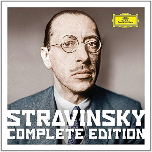 CD : MARTHA ARGERICH - DANIEL BARENBOIM - MARIE-FRANCOISE BUCQUET - HEIDE STOBER - RONNITA MILLAR - Stravinsky Complete Edition (Boxed Set, 30PC)