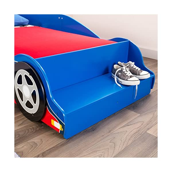 Race Car Toddler Bed 7