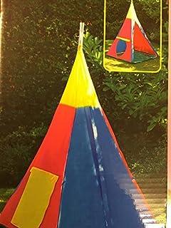 New Kids Club Wigwam Play Tent Colourful and Fun & Kids play tent - Postman Pat Royal Mail Van Play Tent: Amazon.co ...
