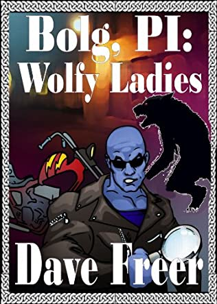 book cover of Wolfy Ladies