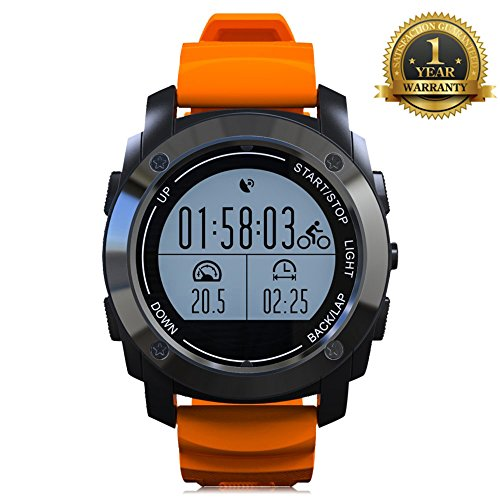 GPS Watch with Barometer GOLiFE X-pro Adventurer Outdoor Run
