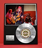 #2: Willie Nelson Limited Edition Platinum Record Display - Award Quality Music Memorabilia Wall Art -
