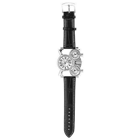 Reloj de pulsera de la caja de la aleación de la banda del reloj de la
