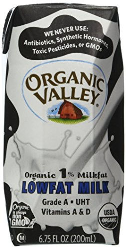 Organic Valley Milk Single Serve product image