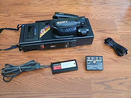 Amazon com : sony CCD-V8AFu NTSC 8mm video8 video cassette player