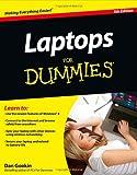 Laptops for Dummies, Dan Gookin, 1118115333