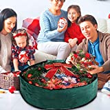 "ProPik Christmas Wreath Storage Bag 36"" - Garland"