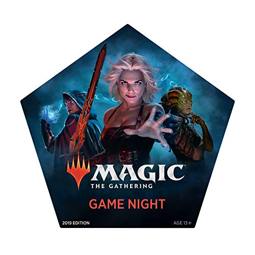 Magic: The Gathering Magic Game Night 2019 | Card Game