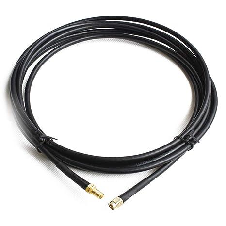 Newin Star Accesorio Cable de extensión de WiFi RP-SMA ...
